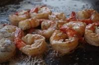 shrimp on grill (6)