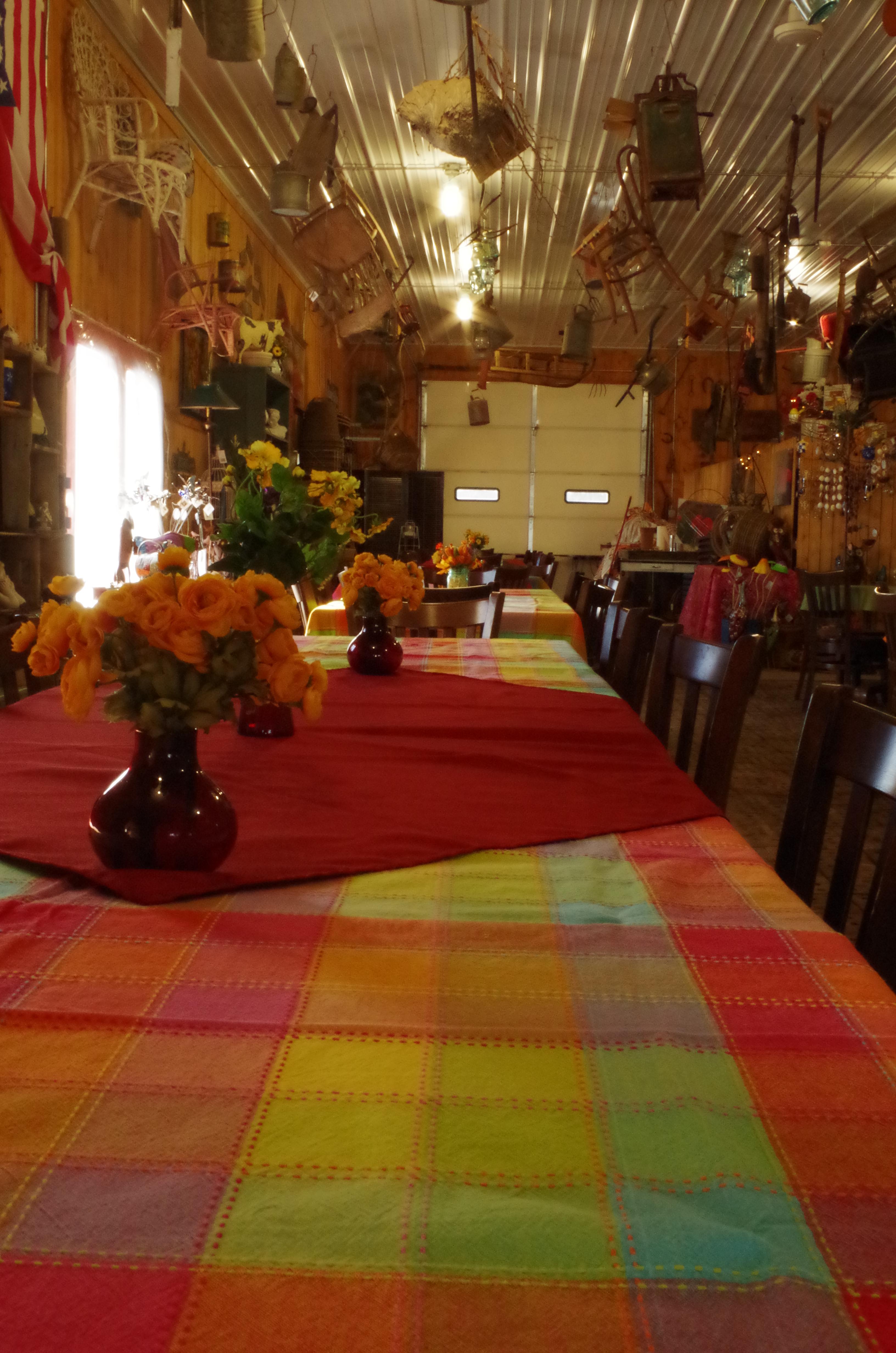 the flower house garden center | the prairie bistro